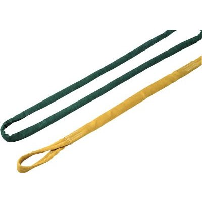 [代引不可] ロックスリング ソフター N 10T(緑 刺繍付)X9.0m 【N10TX9.0】