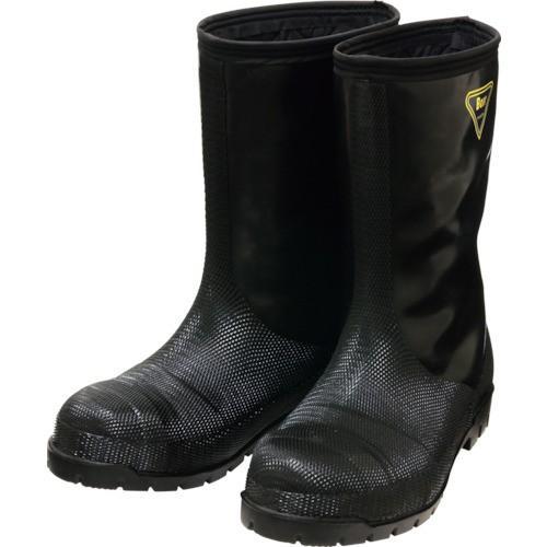 SHIBATA 冷蔵庫用長靴−40℃ NR041 27.0 ブラック [NR04127.0]