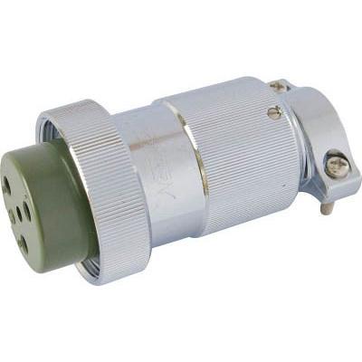 [代引不可] 七星 防水メタルコネクタ NWPC−40シリーズ 20極 P23 【NWPC4020P23】