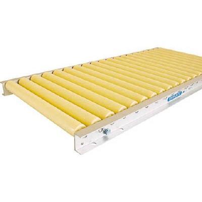 [代引不可] TS 樹脂製ローラコンベヤφ38−W150XP50X90°カーブ 【P38150590R90】