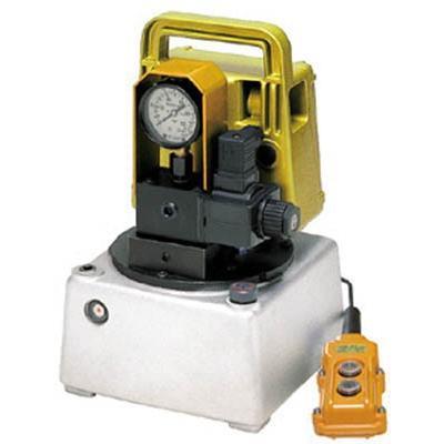 [代引不可] エナパック 単相100V小型電動油圧ポンプ 【PE1700HWOJ】