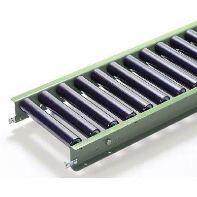 [代引不可] MAKI スチール製ローラコンベヤR4832型2000LX1000WX75P 【R4832X2000L1000W75P】