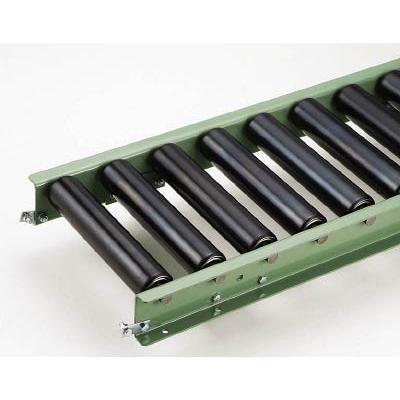 [代引不可] MAKI スチール製ローラコンベヤR6038SB型2000LX900WX150P 【R6038SBX2000L900W150P】