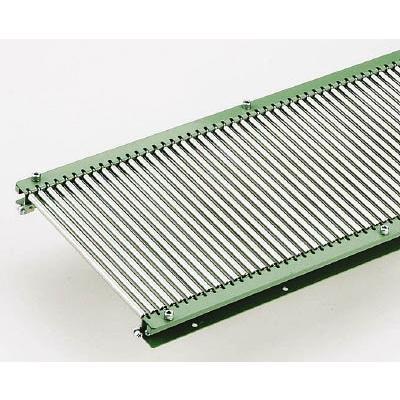 [代引不可] MAKI スチール製ローラコンベヤRB0820型500LX150WX10P 【RB0820X500L150W10P】