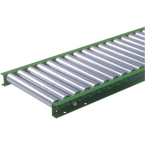 TS スチールローラコンベヤφ38.1−W300XP100X90°カーブ [S38301090R90]