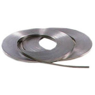 [代引不可] SPOT 帶鉄 白硬 16.0mm(1巻=およそ50kg) 【SPOTWB16】 (50kg入り)