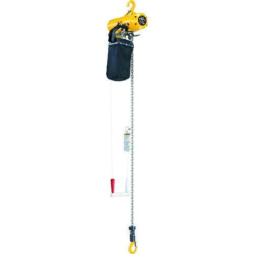キトー エアホイスト懸垂形(単体:引きひも方式)標準揚程3m [TCSH04CS]