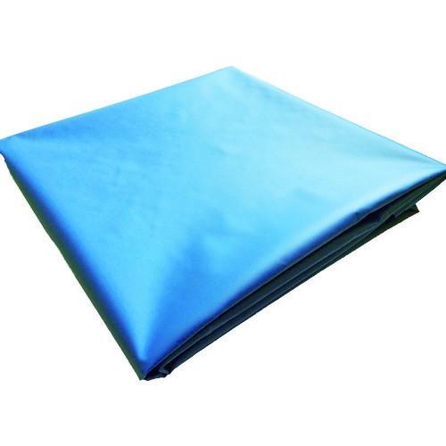 TRUSCO ターポリンシート ブルー 3600X5400 0.35mm厚 [TPS3654B]
