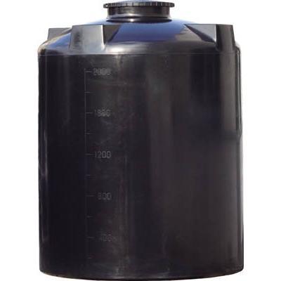 [代引不可] スイコー UL型タンク密閉丸型タンク5000L 【UL5000】