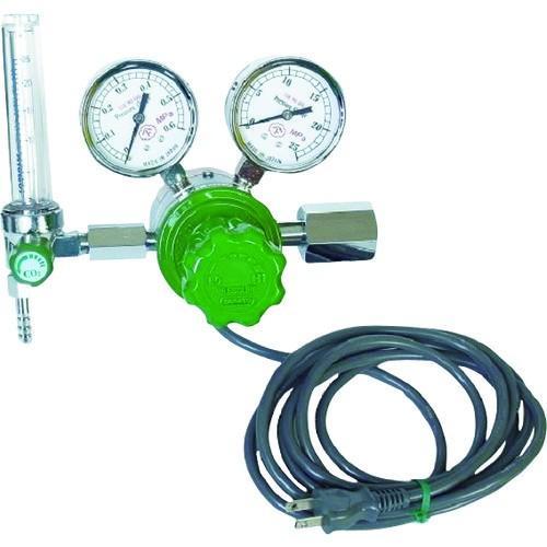 ヤマト ヒーター付圧力調整器 YR−507F−2 [YR507F211CO2]