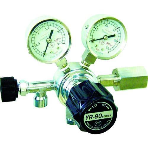 ヤマト 分析機用圧力調整器 YR−90S [YR90SR11N012210]