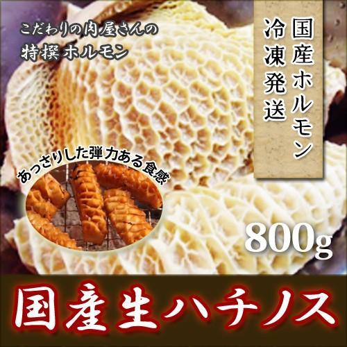 国産和牛 生ハチノス 800g、冷凍発送、焼肉 goodkorea