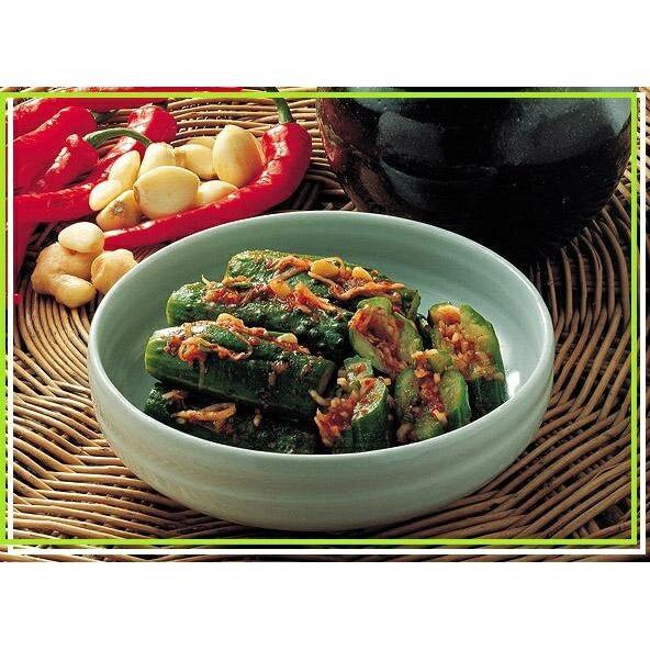 ★ネコポス便・全国送料無料★*韓国食品*切ってまぜるだけ!花菜(ファーチェ)4種類セット・キムチの素・オイキムチの素・カクテキの素・白キムチの素/ goodmall-japan 04