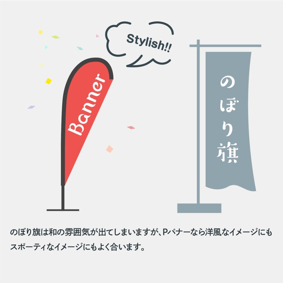 カキ氷候 Pバナー|goods-pro|06
