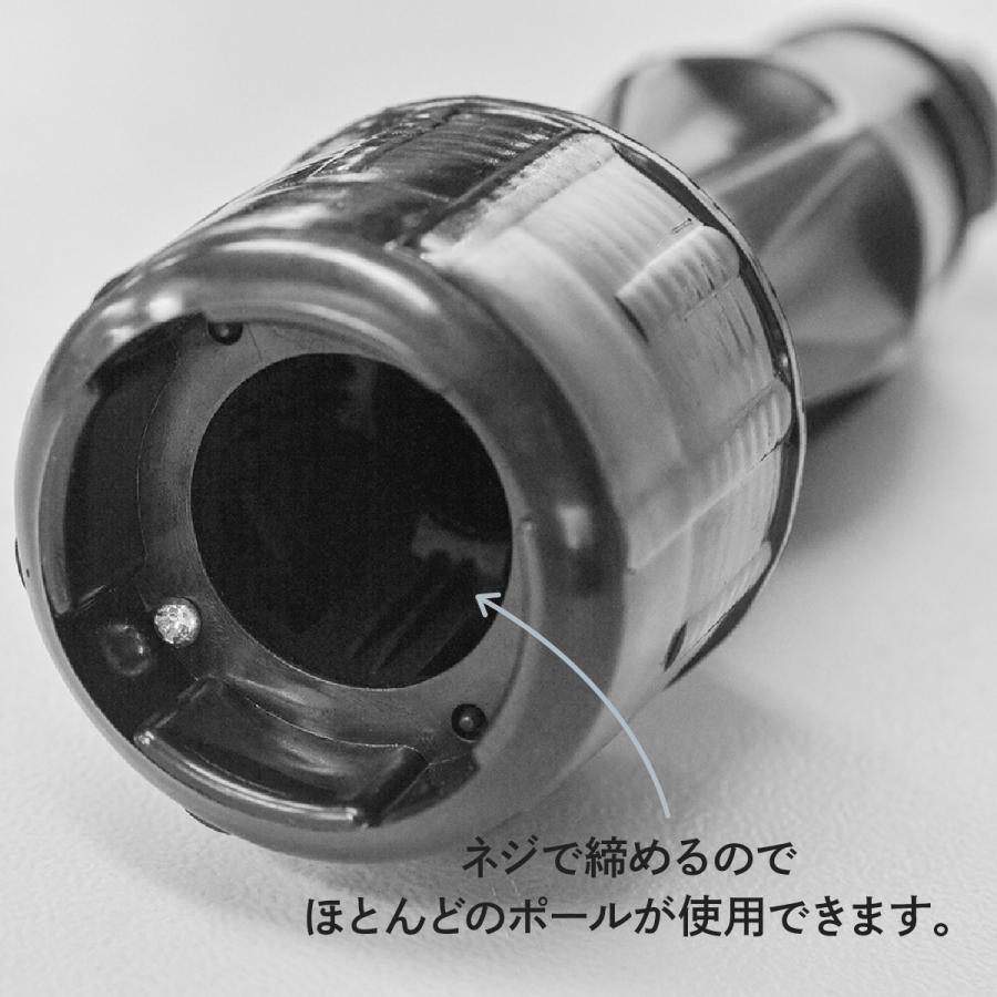 「黒」 のぼりポールスタンド 16L 注水台角型 goods-pro 04