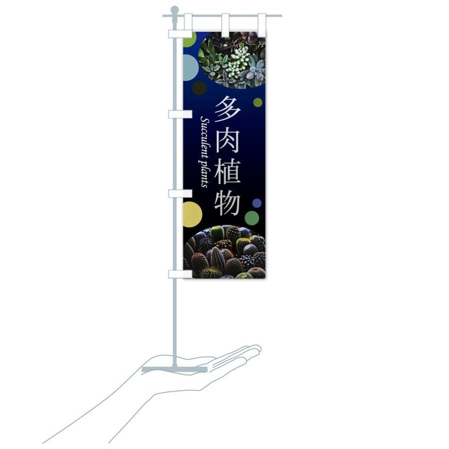 のぼり旗 多肉植物|goods-pro|16