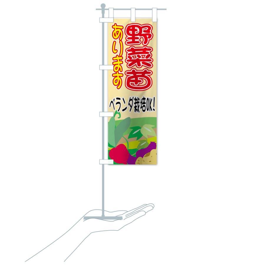 のぼり旗 野菜苗 goods-pro 17
