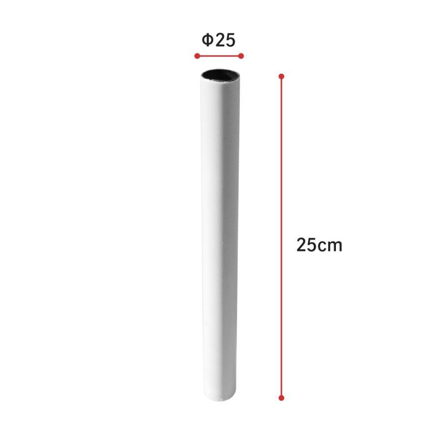 Pバナーポール用ポール台 回転パイプ Φ25mm goods-pro 02