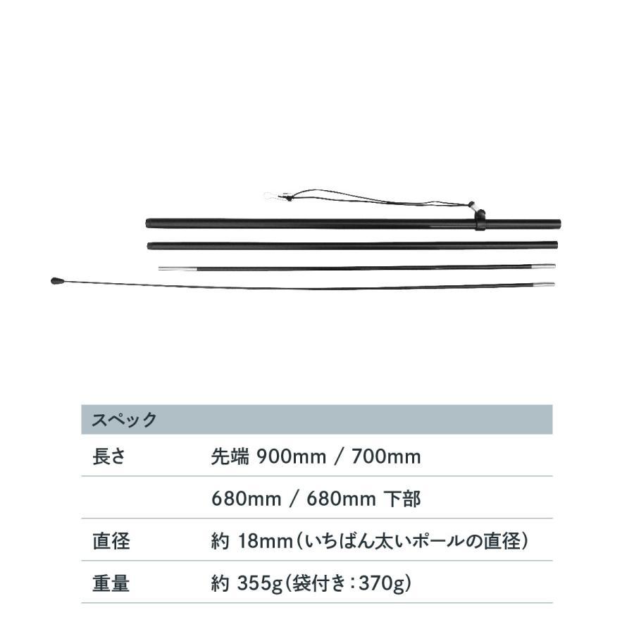Pバナーレギュラーサイズ専用ポール|goods-pro|02