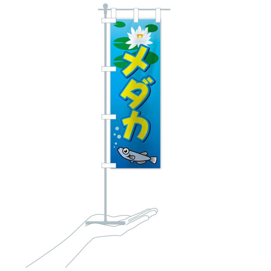 のぼり旗 メダカ goods-pro 16