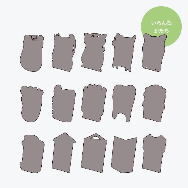 おしゃれな立て看板 ハート形 ブラックボード goods-pro 07