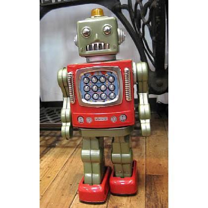 ブリキのおもちゃ ブリキの電動ロボット スターパ... - アメリカン雑貨のグッズファーム