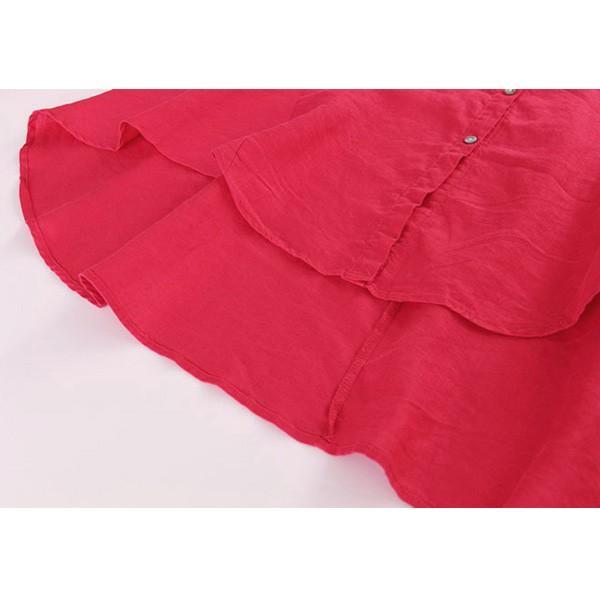 ワンピース レディース ロングワンピース ロングシャツ ゆったり カバー ブラウス きれいめ 上品 30代 40代メール便のみ送料無料2 5月1日から10日入荷予定|goodstown|11