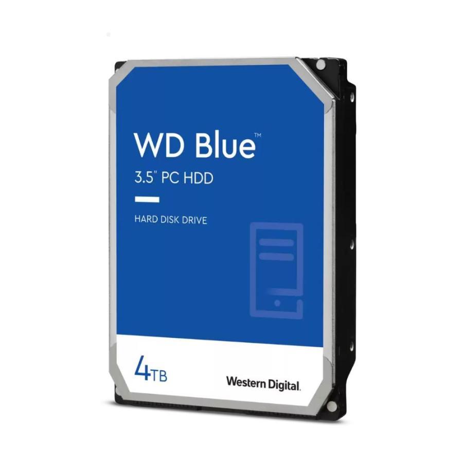 Western セール商品 Digital WD40EZAZ 4TB SATA600 5400 人気 WD Blue HDD シリーズ Desktop
