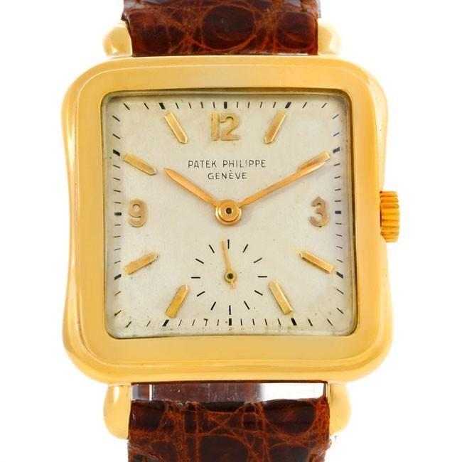 品質が PATEK PHILIPPE Gold パテック フィリップ Vintage 18k Yellow PATEK PHILIPPE Gold Watch 2493 腕時計, キョウワチョウ:6158a79d --- airmodconsu.dominiotemporario.com