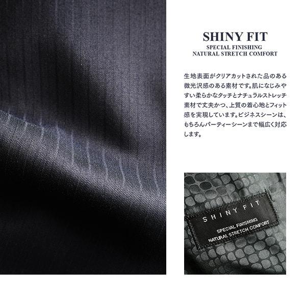dc フィッチェ スーツ メンズ スリム 秋冬 30代/40代/50代  Y体 Y4 ネイビー gorgons 05