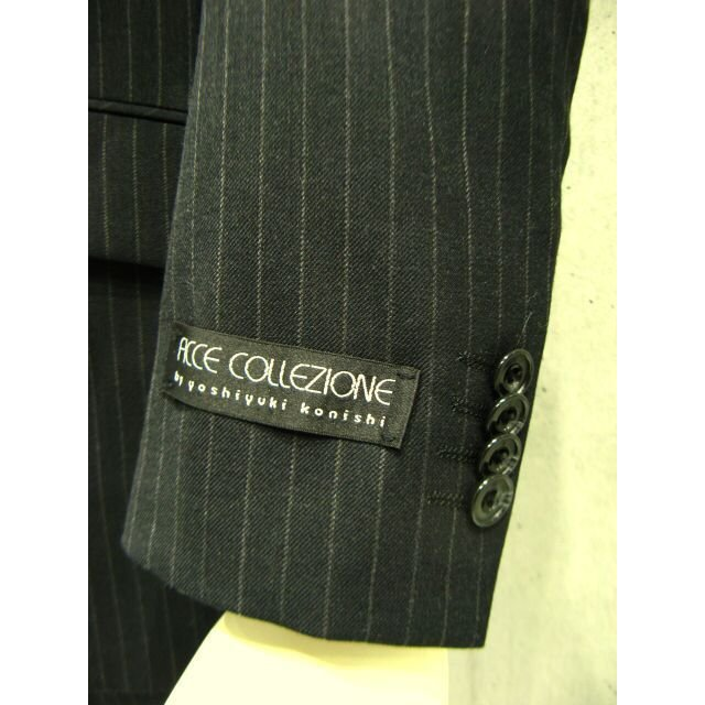 dc フィッチェ スーツ メンズ スリム 秋冬 30代/40代/50代  Y体 Y7 グレー|gorgons|05