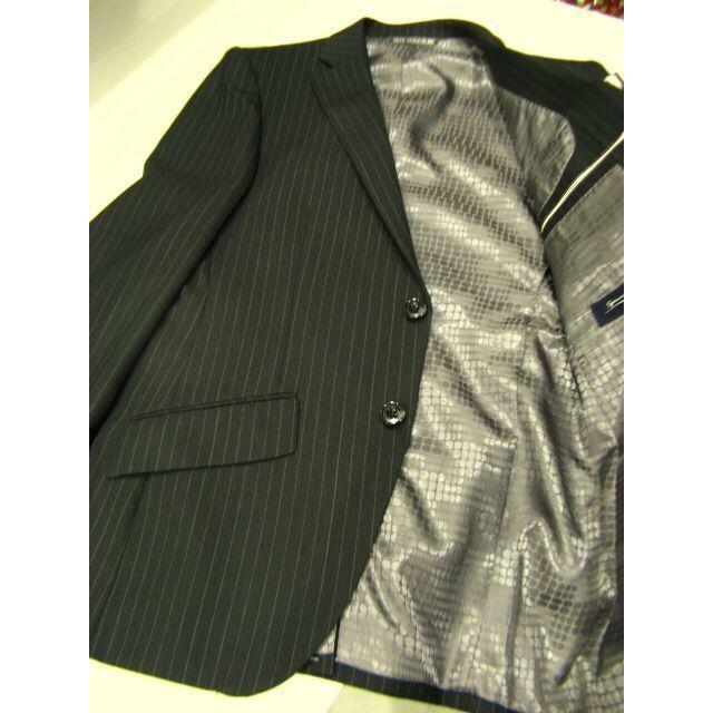 dc フィッチェ スーツ メンズ スリム 秋冬 30代/40代/50代  Y体 Y7 グレー|gorgons|07
