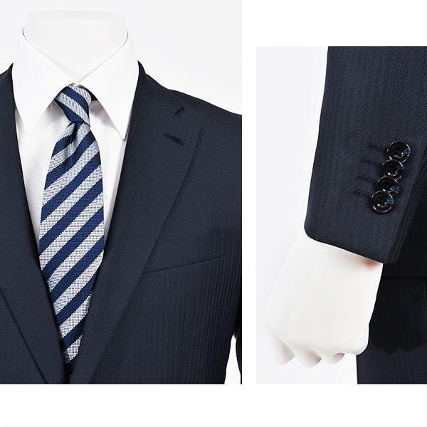 dc フィッチェ スーツ メンズ スリム 春夏 30代/40代/50代  Y体 Y4 ネイビー gorgons 03