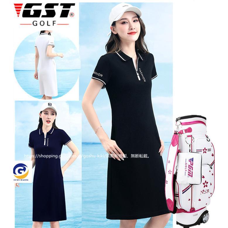 ゴルフウェア レディース 直送商品 ゴルフ ドレス ワンピース かわいい 新作 丈長め スカート 人気ブランド多数対象 おしゃれ