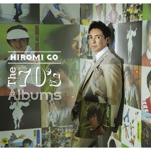 郷ひろみ The 70's Albums(完全生産限定盤) 送料無料