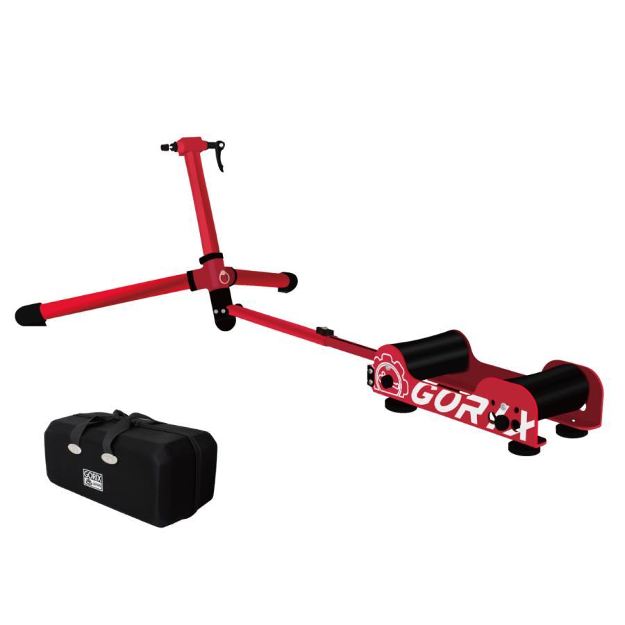 【あすつく 送料無料】GORIX ゴリックス ローラー台 (GX-ROLLER) ハイブリッド 自転車トレーナー・軽量・クイック/スルー・コンパクト・負荷|gottsu|09