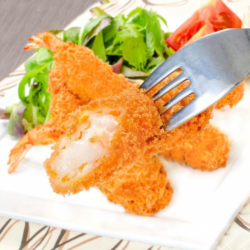 エビフライ ジャンボエビフライ 海老フライ (業務用10尾 500g)|gourmet-no-ousama|02