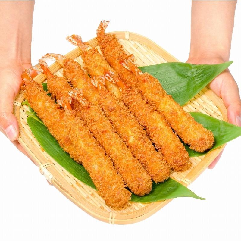 エビフライ ジャンボエビフライ 海老フライ (業務用10尾 500g)|gourmet-no-ousama|04