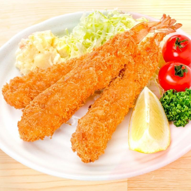 エビフライ ジャンボエビフライ 海老フライ (業務用10尾 500g)|gourmet-no-ousama|05