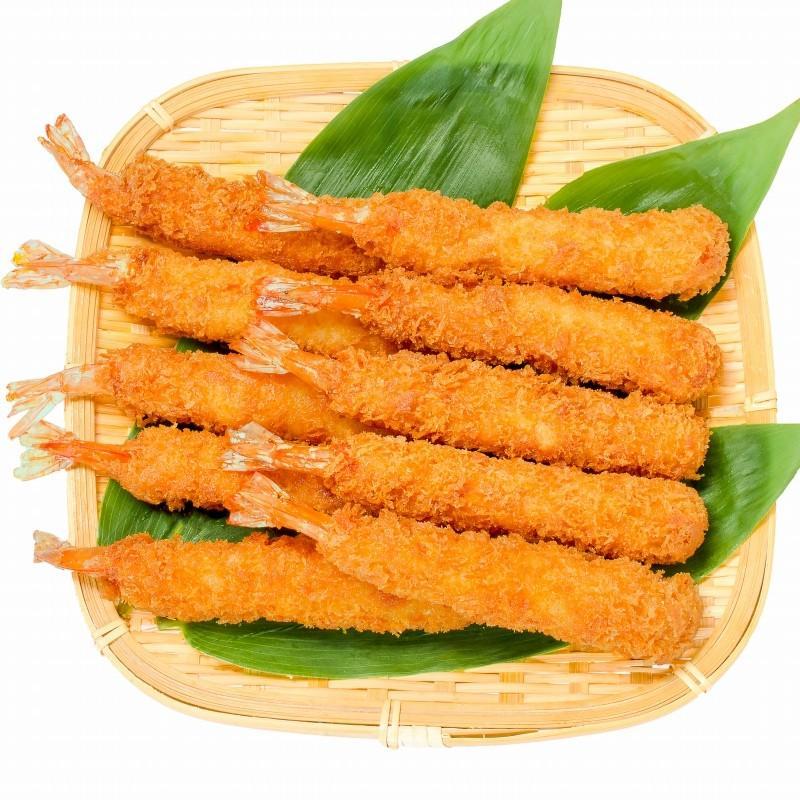 エビフライ ジャンボエビフライ 海老フライ (業務用10尾 500g)|gourmet-no-ousama|09