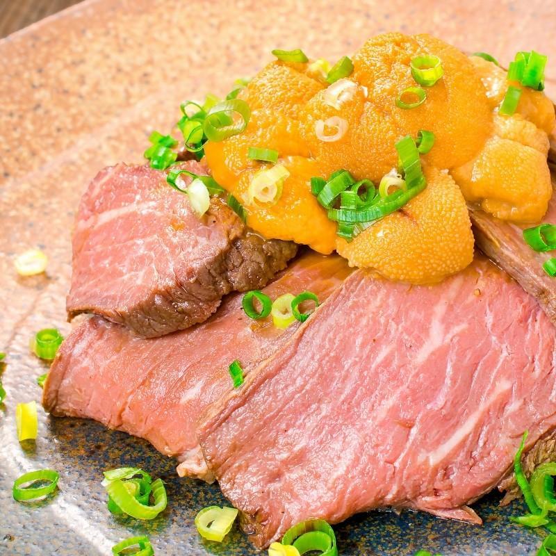 生ウニ 生うに 冷凍 無添加 天然 300g 100g×3パック(ウニ うに 雲丹)|gourmet-no-ousama|14