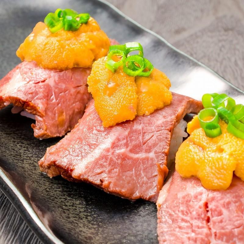 生ウニ 生うに 冷凍 無添加 天然 300g 100g×3パック(ウニ うに 雲丹)|gourmet-no-ousama|15