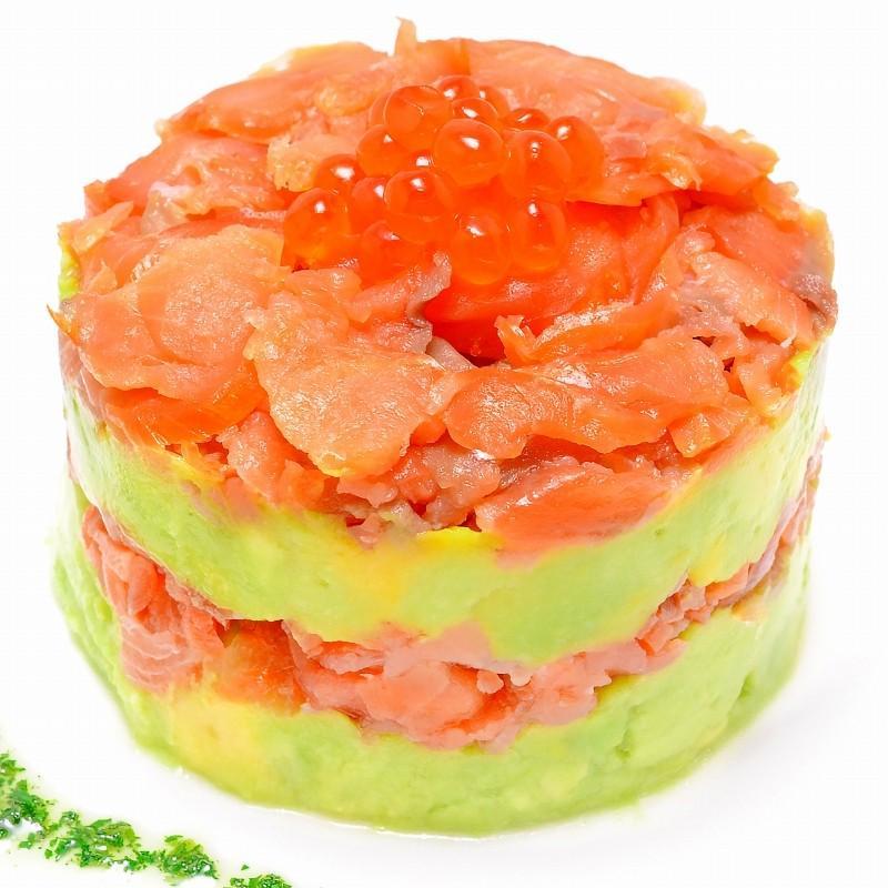 (訳あり わけあり ワケあり)スモークサーモン 切り落とし 500g|gourmet-no-ousama|12