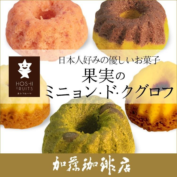 ホシフルーツ 受注生産品 果実のミニョン 送料無料お手入れ要らず ド クグロフ6個セット