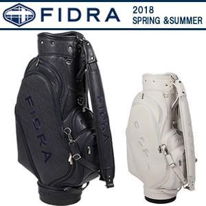 フィドラ FIDRA 数量限定ツアーキャディバッグ 2018春夏 全2色 9型 約4.5kg 47インチ対応 FDA1201 ※ボトムにシリアルナンバーが入ります!