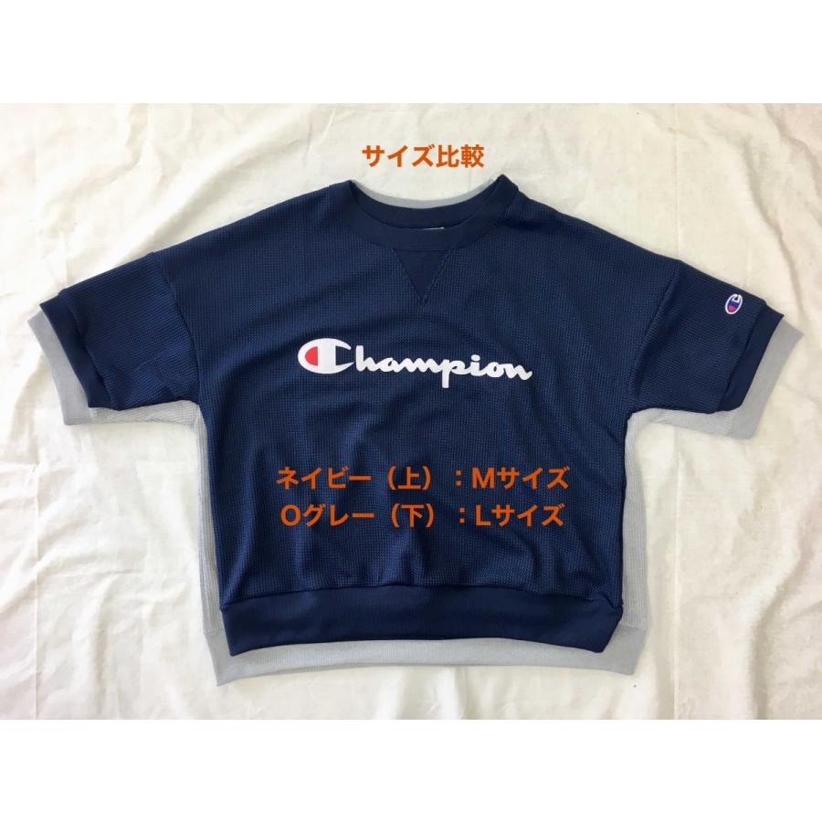 Champion チャンピオン レディース 半袖 Tシャツ カットソー クルーネック UVカット gpstore 07