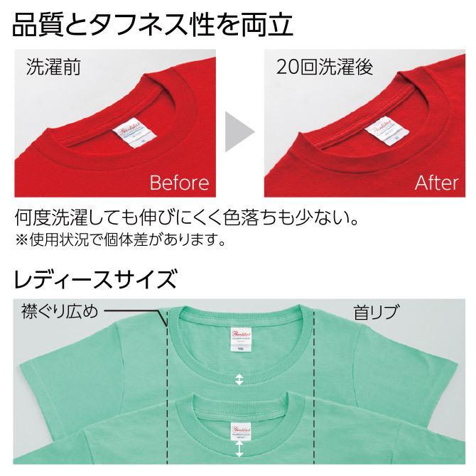 Tシャツ メンズ レディース 半袖 厚手 無地 Printstar プリントスター 5.6オンス ヘビーウェイトTシャツ grafit 10
