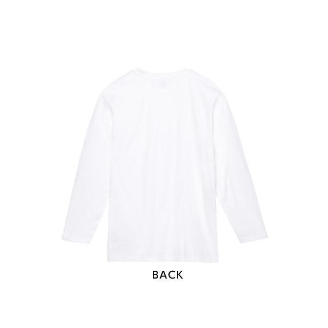 Tシャツ メンズ レディース 長袖 厚手 無地 Printstar プリントスター 5.6オンス ヘビーウェイト長袖Tシャツ|grafit|03
