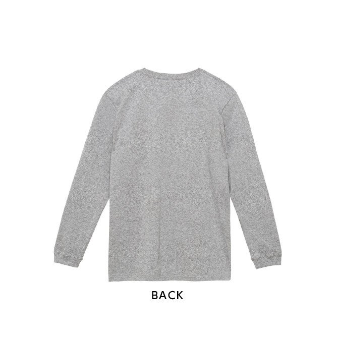 Tシャツ メンズ レディース 長袖 厚手 無地 Printstar プリントスター 7.4オンス スーパーヘビー長袖Tシャツ|grafit|03