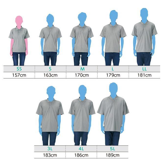ポロシャツ メンズ レディース 半袖 吸汗速乾 無地 glimmer グリマー 4.4オンス ドライポロシャツ ポケット付き|grafit|11